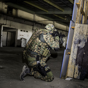 Airsoft, Paintball en Nerf in Leiden